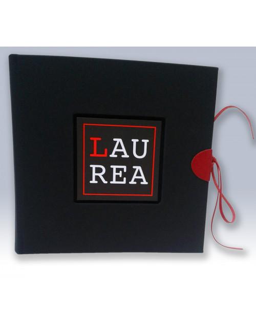 Qualcosa di rosso Laurea