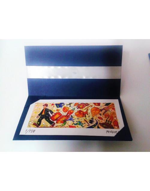 Stampe Di Nicola Perucca Confezionate CO BOMB 100