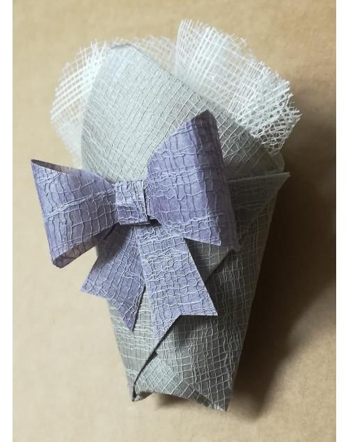 Sacchetto Origami in carta indiana garzata SACH BOMB 026