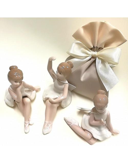 Ballerine porcellana