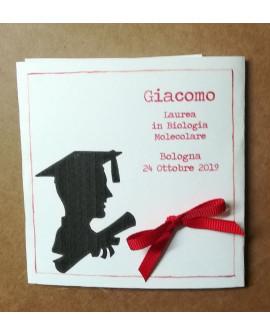 Pacchetto confetti laurea SACHLAU010M