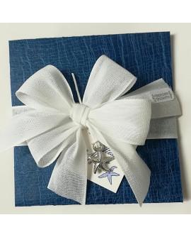 Pacchetto confetti carta a mano